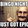 Good Friday Appeal Bingo
